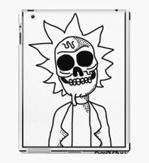 Rick and Morty - Zombie Rick iPad Case/Skin