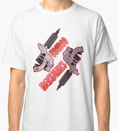 tattoo machines run on stardust, unicorn milk, and fervent wishes Classic T-Shirt