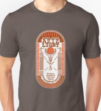 Aziz Light-The Divine Brew-alternate Unisex T-Shirt