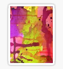 Abstract 26 Sticker
