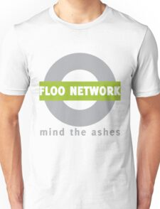 Just step into the emerald flames. Unisex T-Shirt