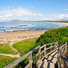 Seven Mile Beach - Shoalhaven Heads by Dilshara Hill