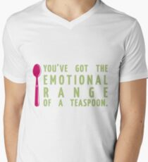 Their Emotional Range is Small. T-Shirt