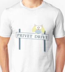 Number 4 Privet Drive Unisex T-Shirt