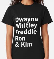 A Different World Crew Classic T-Shirt