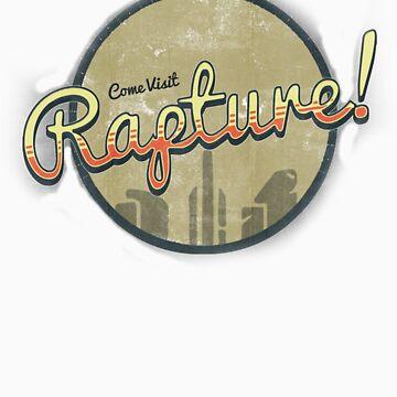 Come Visit Rapture! by Eternaldrone