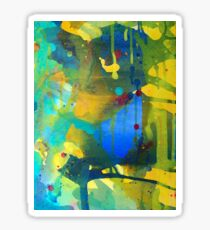 Abstract 27 Sticker