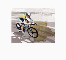 retro cycling poster Contador El Pistolero Unisex T-Shirt