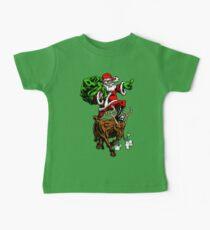 Santa Adventurer Extraordinaire  Baby Tee