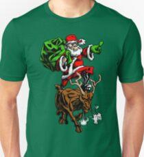 Santa Adventurer Extraordinaire  Unisex T-Shirt