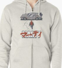 Marty 2015 Zipped Hoodie
