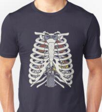 Doctor Inside Unisex T-Shirt