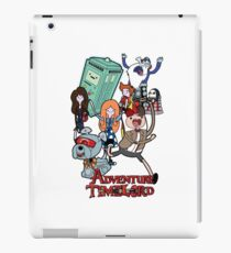 Adventure Time-Lord 11  iPad Case/Skin