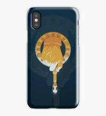 HAND OF THE DOCTOR iPhone Case