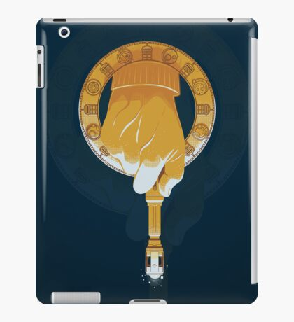 HAND OF THE DOCTOR iPad Case/Skin