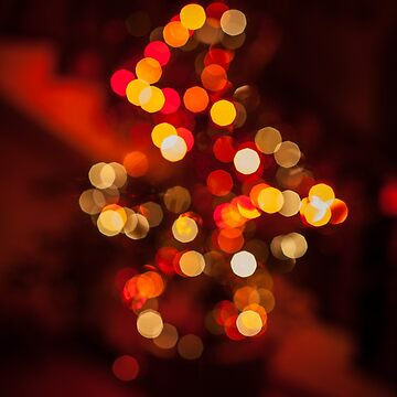 Abstract Christmas Tree by savage1