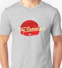 Fly Casual T-shirt ajusté