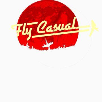 Fly Casual by Fernsie