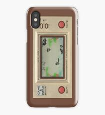 Game&Watch 2 iPhone Case
