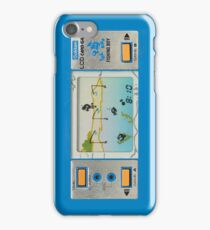 Game&Watch 8 iPhone Case/Skin