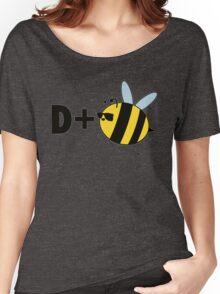 Drum & Bass (D=Bee) T-shirt Women's Relaxed Fit T-Shirt