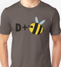 Drum & Bass (D=Bee) T-shirt T-Shirt