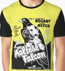 The Maltese Falcon Graphic T-Shirt