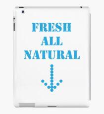 Fresh all natural iPad Case/Skin