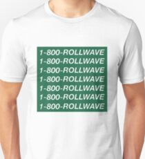 1-800-ROLLWAVE –Tulane University Hotline Bling Unisex T-Shirt