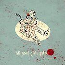 Bioshock - Good Girls Gather by vainglory