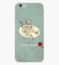 Vinilo o funda para iPhone Bioshock - Good Girls Gather