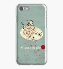 Bioshock - Good Girls Gather iPhone Case/Skin