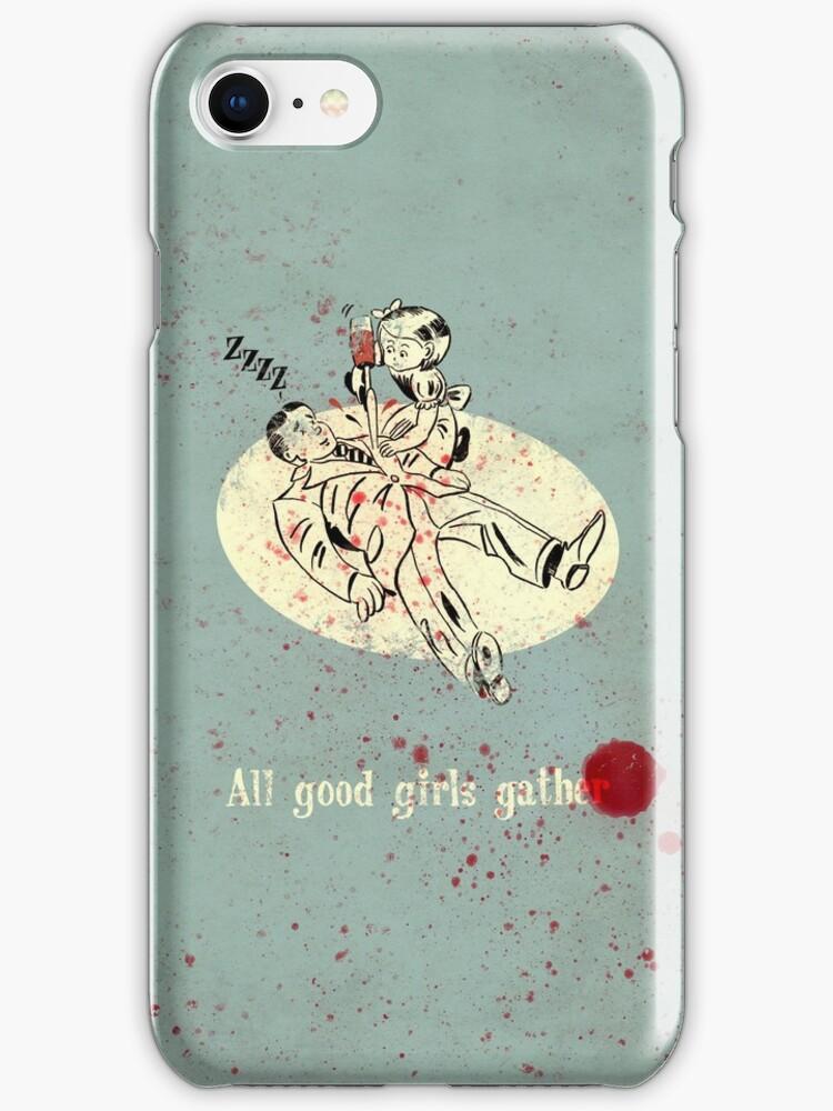 Bioshock - Good Girls Gather by Carrie Wilbraham