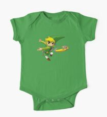 Link throwing  Kids Clothes