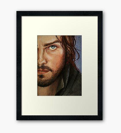 Ichabod #3 Framed Print