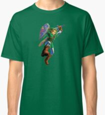 Link jump Classic T-Shirt