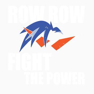 Row Row Fight The Power by lightning-bolt