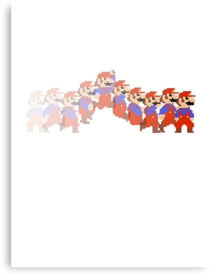 Super Mario by Kokkoli