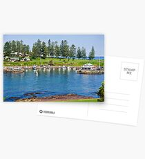 Kiama Harbour Postcards