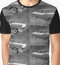 1956 Ford Fairlane Victoria Graphic T-Shirt