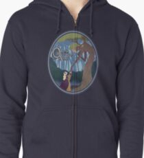 Once Upon A Time Zipped Hoodie