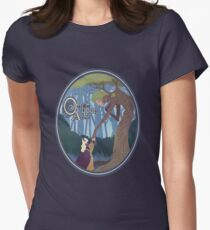 Once Upon A Time Fitted T-Shirt