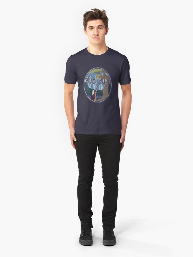 Alternate view of Once Upon A Time Slim Fit T-Shirt