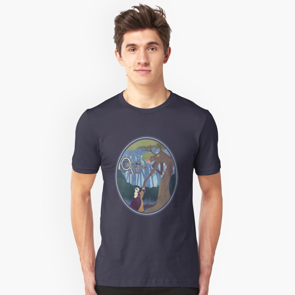 Once Upon A Time Slim Fit T-Shirt