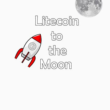 Litecoin to the moon. by Koniii