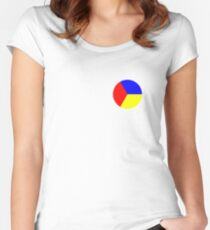 Primary Women's Fitted Scoop T-Shirt