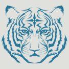 White Tiger by KaisCanvas
