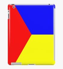 Primary iPad Case/Skin
