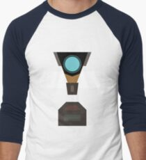Claptrap Men's Baseball ¾ T-Shirt