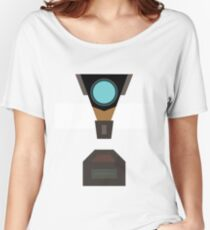 Claptrap Women's Relaxed Fit T-Shirt